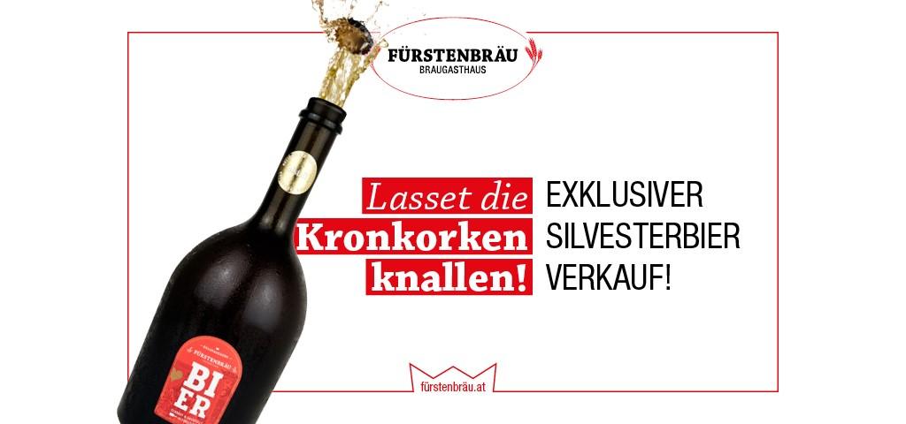Silvester Bier Verkauf Fürstenbräu